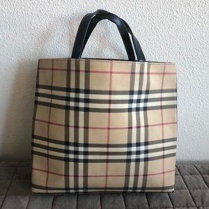 Burberry Small Shopper Tote Nova Check